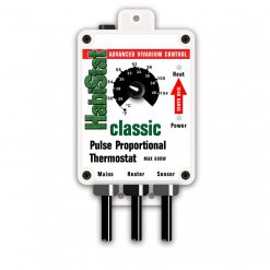 Habistat High-Range Pulse Thermostat White