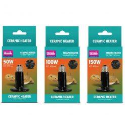 Arcadia Ceramic Heater Bulbs 50w, 100w, 150w