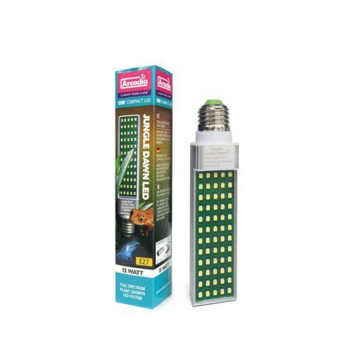 Arcadia Jungle Dawn LED 13 Watt compact full spectrum lighting to aid plant growth