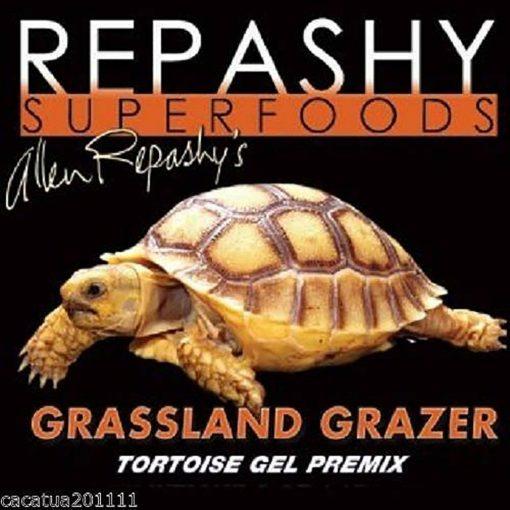 Repashy Superfoods Grassland Grazer Tortoise Gel Premix
