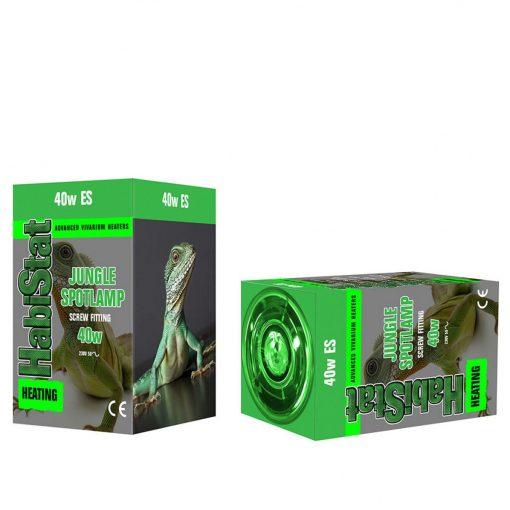 Habistat Jungle Green Spotlamp 40w