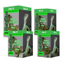 Habistat Jungle Green Spotlamp 40w, 60w, 100w, 150w