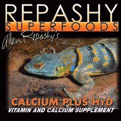 Repashy Superfoods Calcium Plus HyD Reptile All-In-One Calcium and Vitamin Supplement