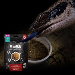 Arcadia Omni Gold 300g Blue Tongue Skink food