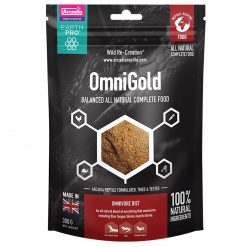 Arcadia Omni Gold 300g Packet Front