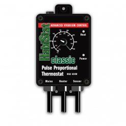 Habistat Pulse Proportional Thermostat Black