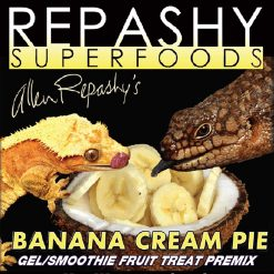 Repashy Superfoods Banana Cream Pie, Fruit Treat For Reptiles
