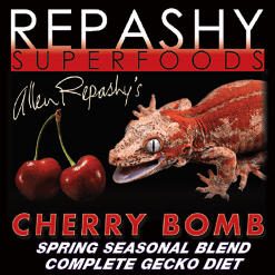 Repashy Superfoods Cherry Bomb 85g complete crested gecko diet