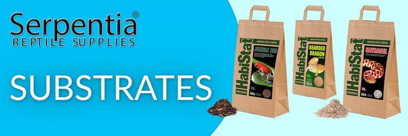 Reptile Substrates - Buy online with Free Delivery - Serpentia