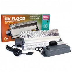 Arcadia D3+ UV Flood 24 Watts Compact Lamp UVB and reflector