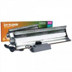 Arcadia D3+ UV Flood 55 Watts Compact Lamp UVB and reflector