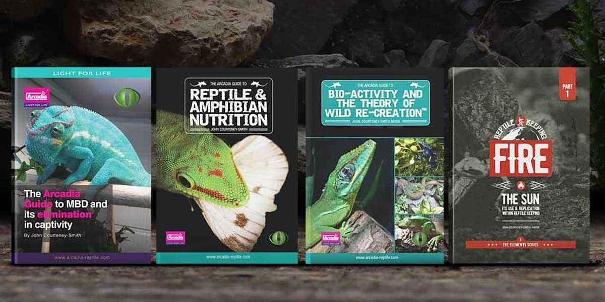 Books On Reptile And Amphibian Care