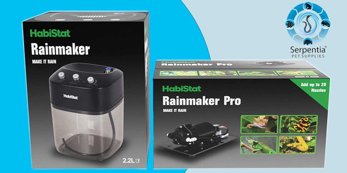 HabiStat Rainmaker Systems